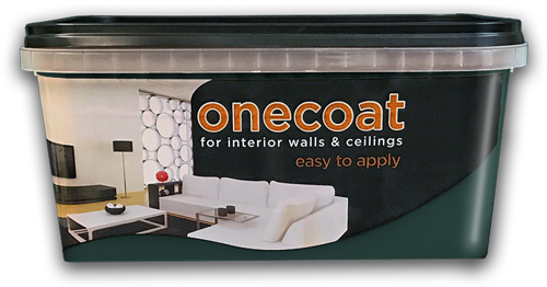 One-Coat Home Paint Retail