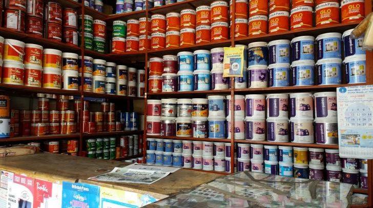 shop Home Paint Retail